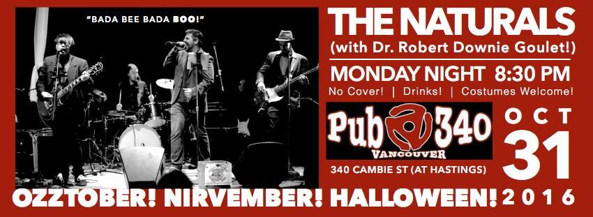 Pub 340 Halloween